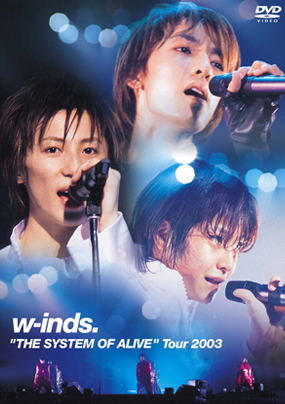 w-inds.tv|DISCOGRAPHY|DVD/VH...